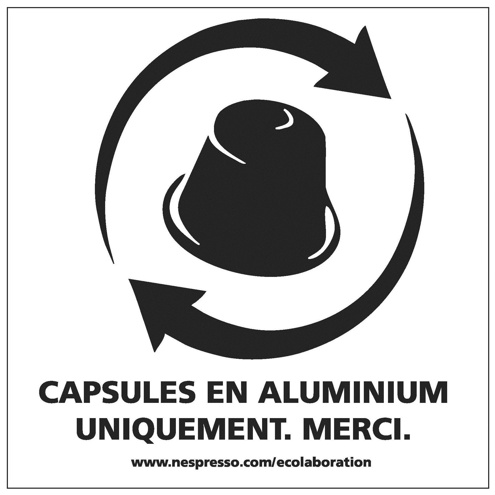 Recyclage capsules nespresso fashion designs - Recyclage capsules nespresso points de collecte ...