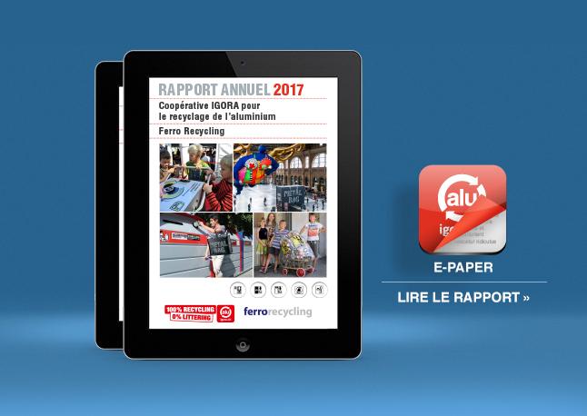 Igora Rapport annuel 2017