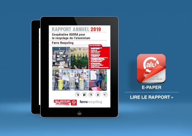 Igora Rapport annuel 2018