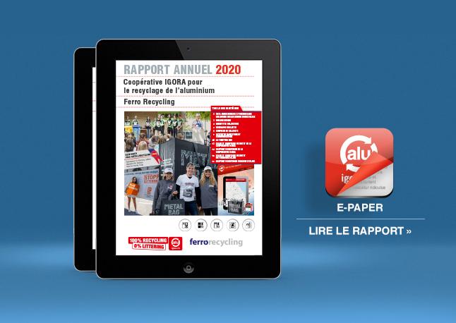 Igora Rapport annuel 2020