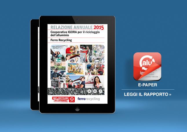 Igora Rapporto annuale 2015