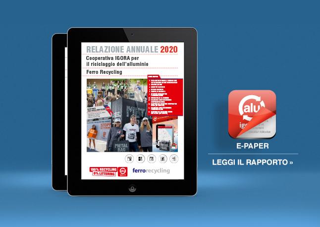 Igora Relazione annuale 2020